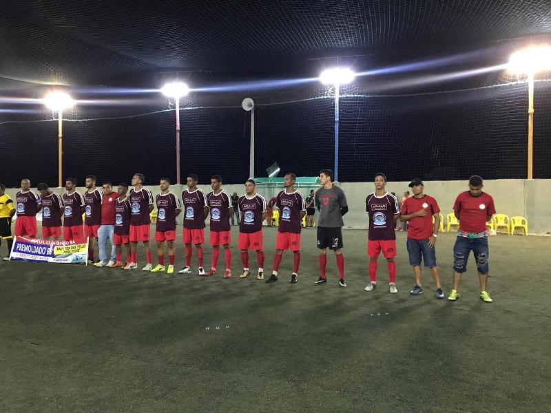 Flamengo do Siriema vai em busca do título!