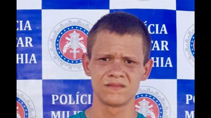 Polícia Militar prende autor de feminicídio em Paulo Afonso