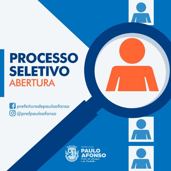 Processo Seletivo para professor da rede municipal contempla 129 vagas