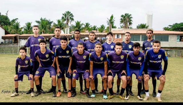 Promessa do futebol de Jaguarari é realidade em SP